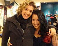Audra and Krisenna